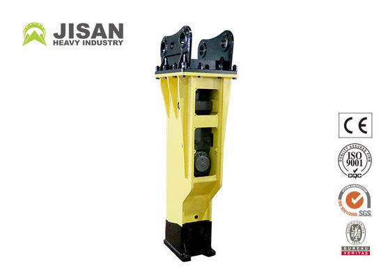 3254mm 2 Chisel Hydraulic Concrete Breaker For Excavator